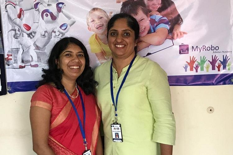 These Kerala women are teaching students to build robots with AI and simple tools