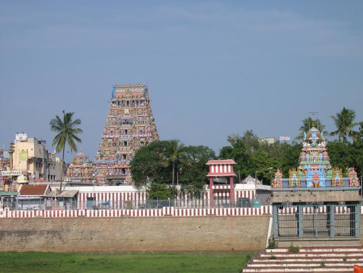Documents on missing peacock idol in Kapaleeswarar Temple destroyed HRCE Dept