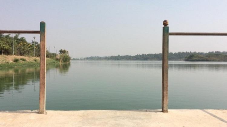 Bengaluru Metro Rail slapped with Rs 5 lakh fine for dumping concrete into Mylasandra Lake
