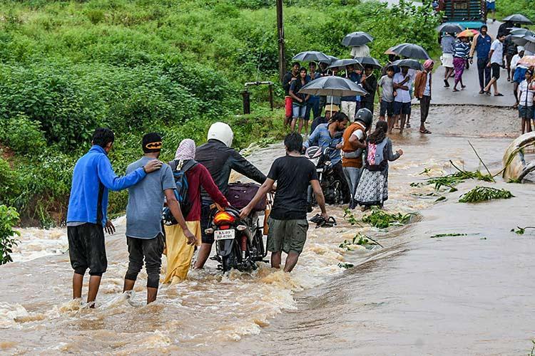 3 dead including 18-month-old child amidst severe flooding in coastal Karnataka