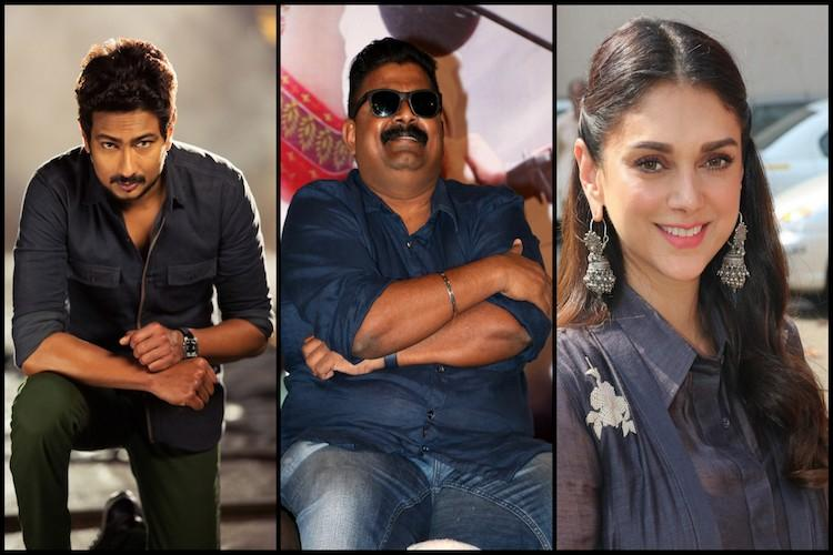 Director Mysskin ropes in Udayanidhi Stalin and Aditi Rao Hydari for his next