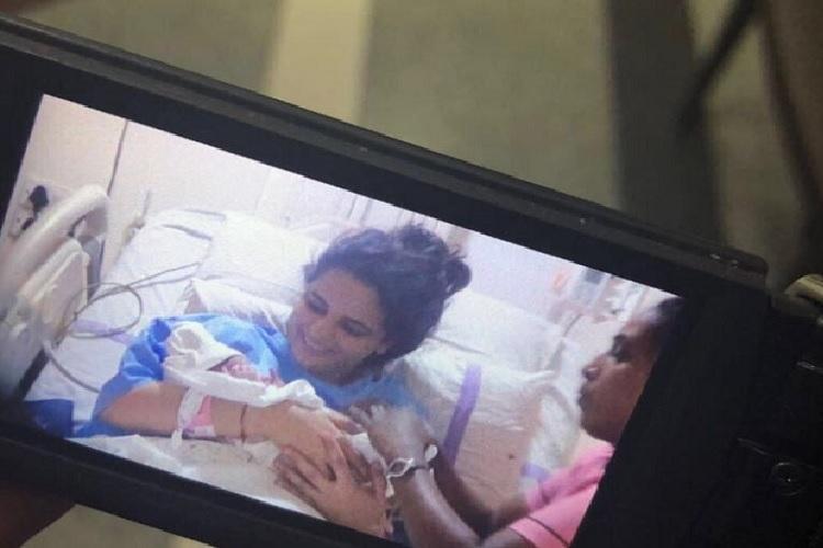 In Pictures Mysuru Wadiyar royal family rejoices birth of baby