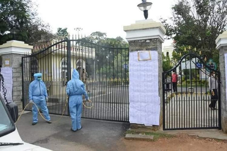 Mysuru sessions court closed after lawyer gets COVID-19