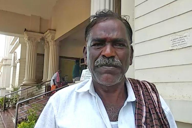 Nanjangud Rural Police said that after Mallikarjun sought their help regarding the social boycott