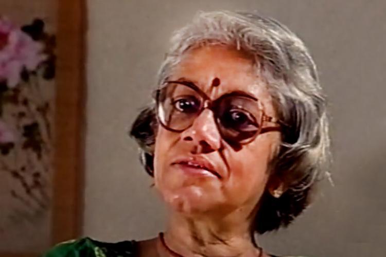Mythili Sivaraman in an interview