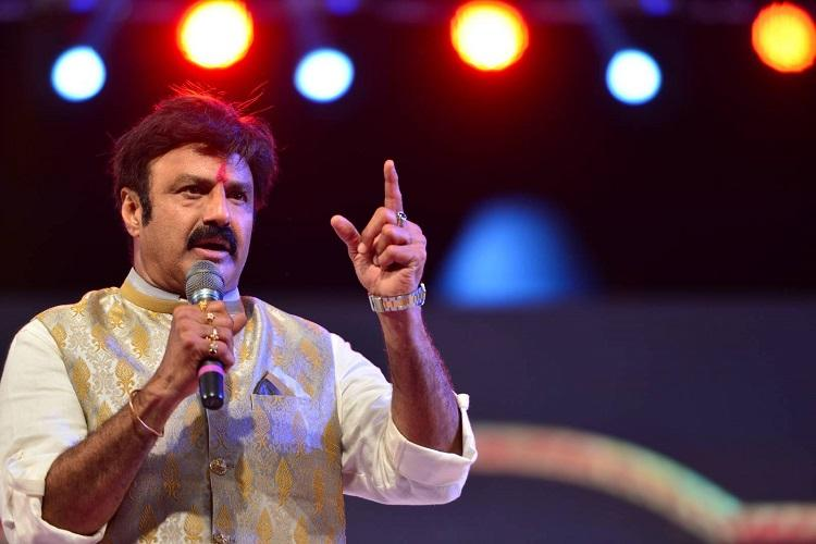 Actor Balakrishna to lose front portion of Jubilee Hills home as GHMC plans road widening