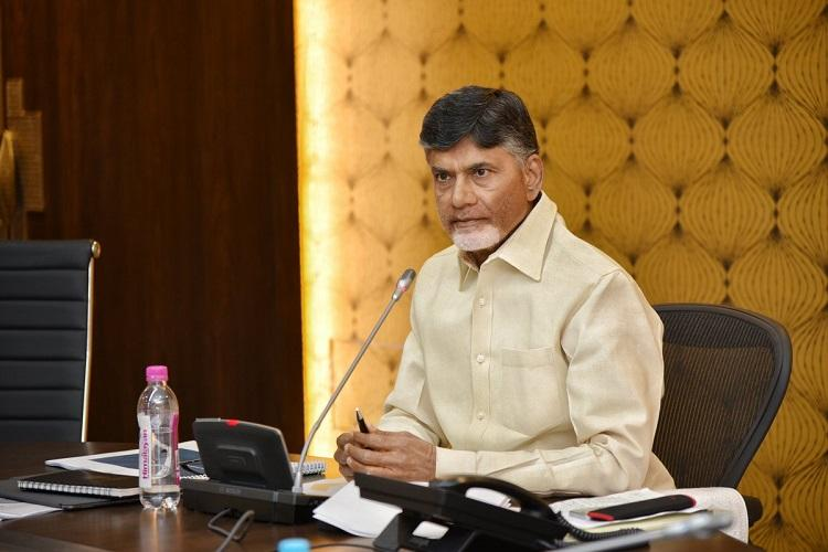Anti-BJP Front Andhra CM Naidu to travel to Delhi meet TDP MPs