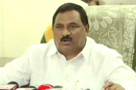 AP Dy CM Chinnarajappa cracks down on illegal sand mining orders cases to be registered