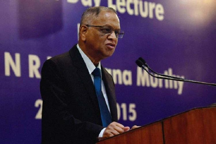 Narayana Murthy hits back at Infosys says below my dignity to respond to baseless insinuations