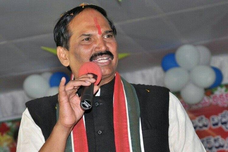 Will send KCR to jail if voted to power Telangana Congress chief vows