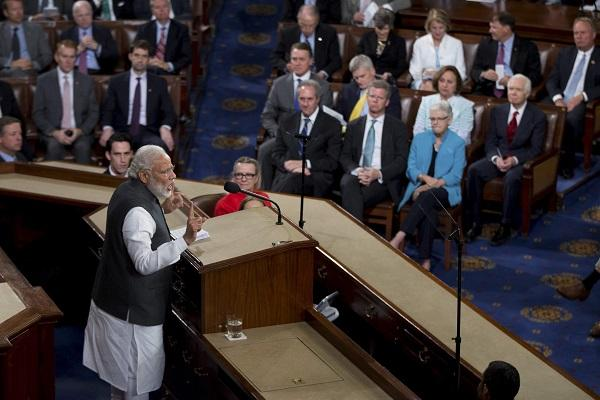 The two Narendra Modis which the United States saw One spoke the other led