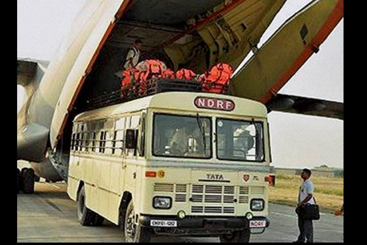 Radioactive leak in Delhi airport NDRF says nothing to panic