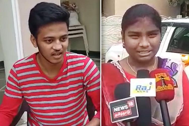 Two TN NEET aspirants allege OMR sheets doctored ask Centre to intervene