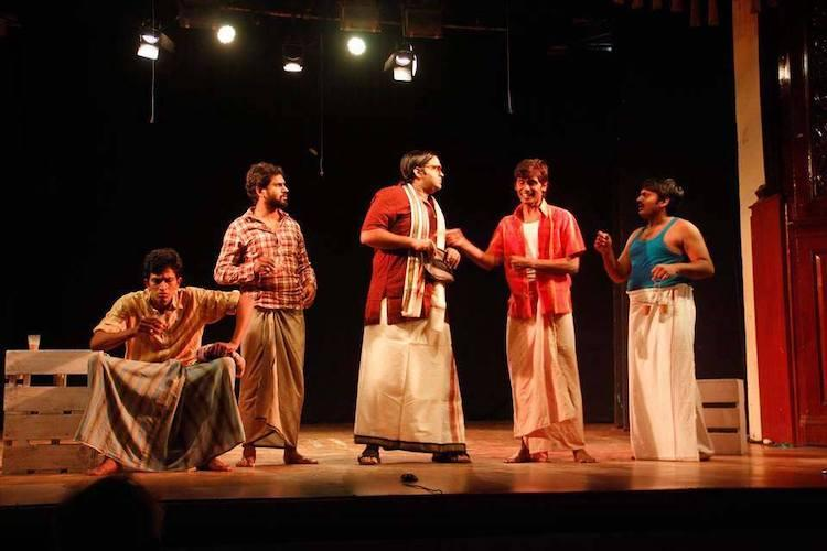 Tamil play Nagercoil Expressum Nadaga Companyum all set to return in new avatar
