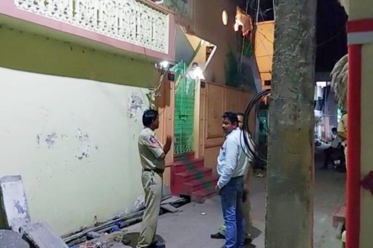 On April 1 the National Investigation Agency had carried out searches in the residences of reportedly at least twenty activists in Telangana and Andhra Pradesh