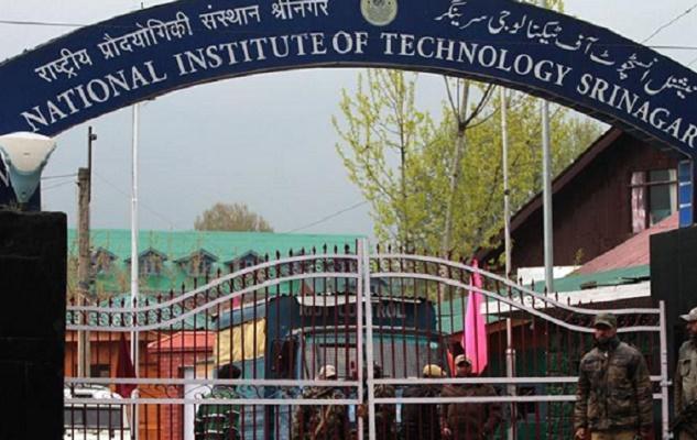 NIT Srinagar JK Deputy CM confirms cops beat students says action will be taken