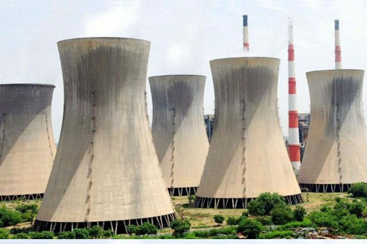 Boilers at the Thermal Power Station-II at NLC
