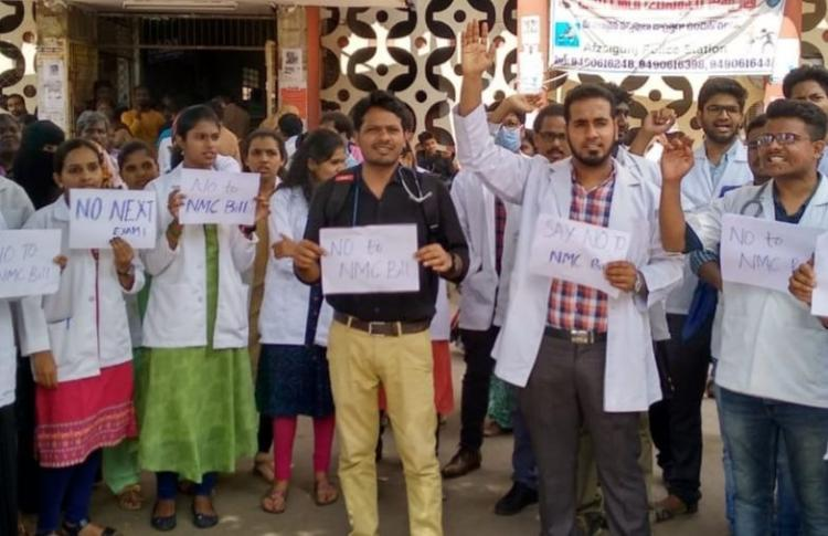 Why the medical fraternity is protesting against the National Medical Commission Bill
