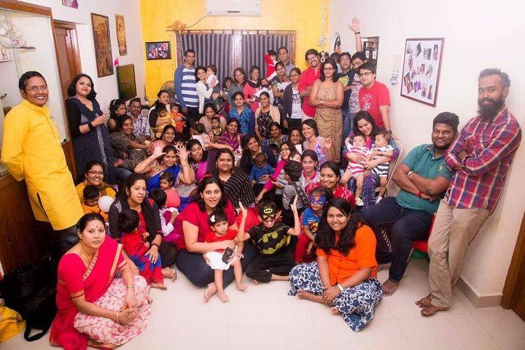 From donating breast milk to answering diaper queries Meet the Chennai non-profit for new moms