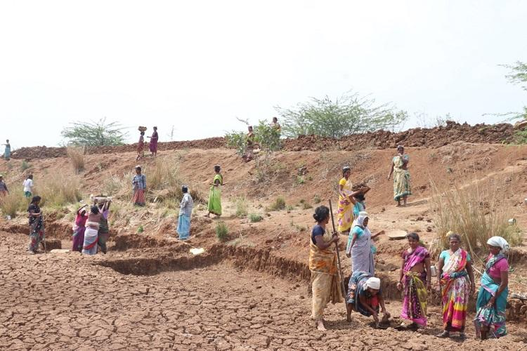 Why work under NREGA Workers in award-winning AP village face payment issues