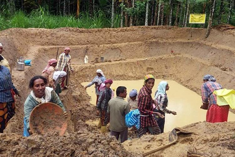 With no relief or clarity from government NREGA workers seriously affected