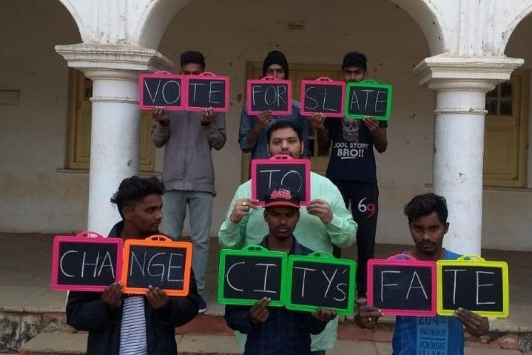 Telangana polls Meet Vikranth Babu an NRI from USA contesting from Warangal West