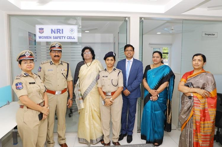 Telangana police set up safety cell to safeguard rights of NRI women