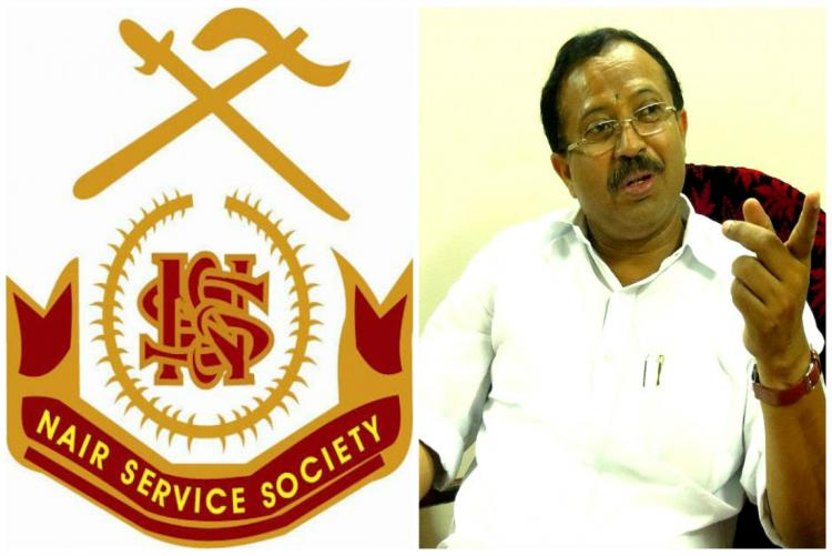 Nair service society lashes out at BJP and SNDP through their mouthpiece