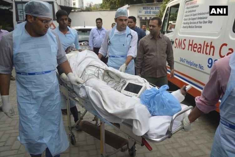 NTPC shuts down Uchahar plant unit in Uttar Pradesh after 26 persons were killed in a blast
