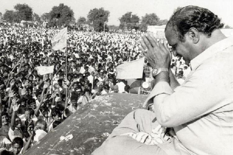 Decades after his death NTRs dynasty remains at the centrestage of Andhra politics