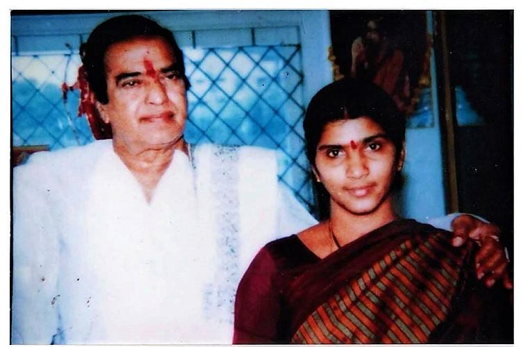 NTRs widow Lakshmi Parvathi vows to fight legally says no movie without her permission