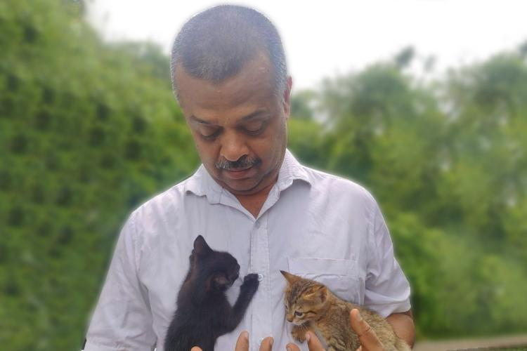 Internets new hero Kerala man who went to court to get his cats the biscuits they need