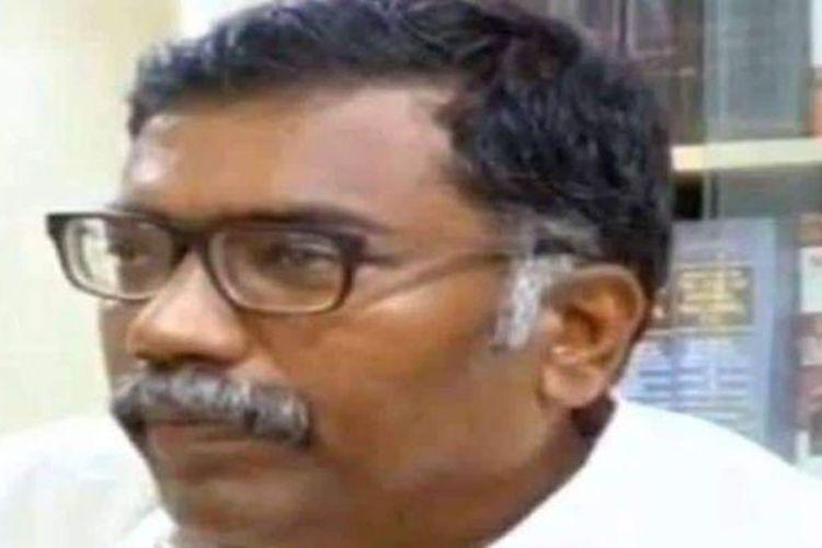 Walayar case Palakkad CWC chairman who represented one of the accused removed
