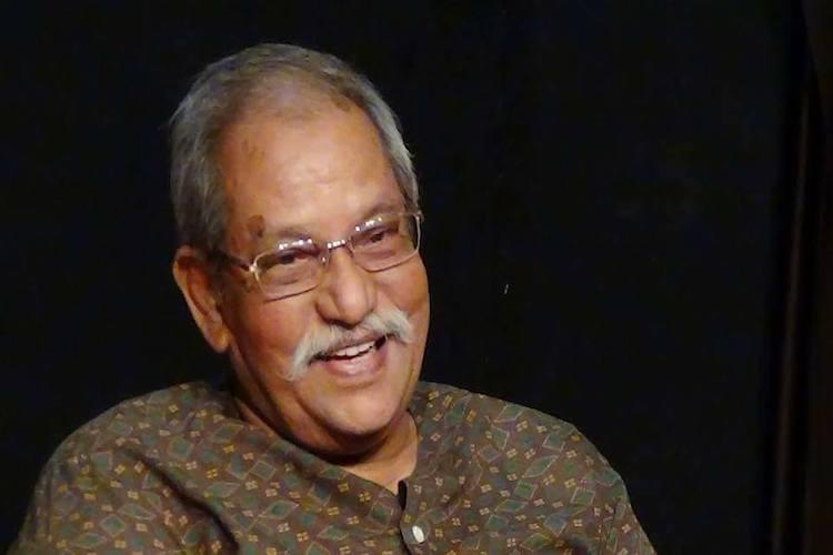 Renowned playwright and theatre artist Na Muthuswamy of Koothu-p-pattarai fame no more