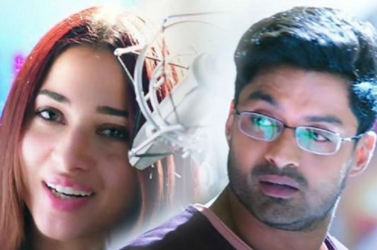 Teaser for Naa Nuvve out Nandamuri Kalyan Ram and Tamannaah in an intense love story