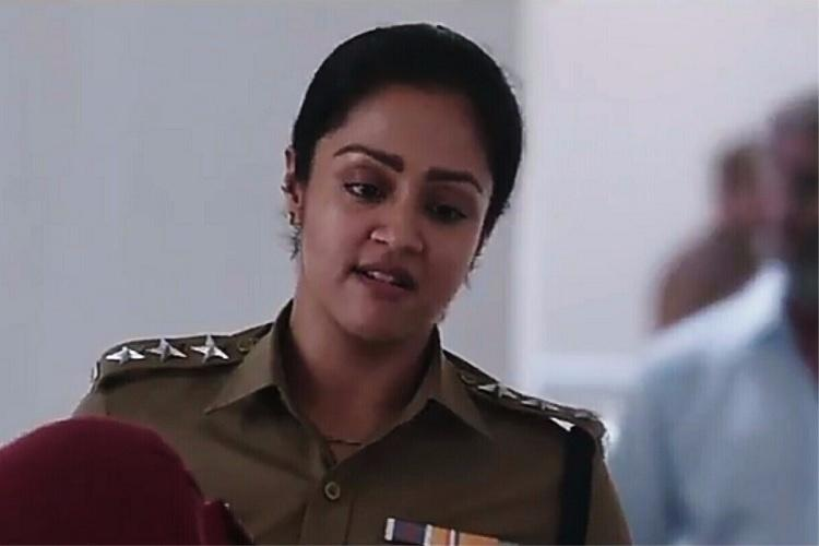 Why the outrage over Jyothika swearing in Naachiyaar trailer is misplaced