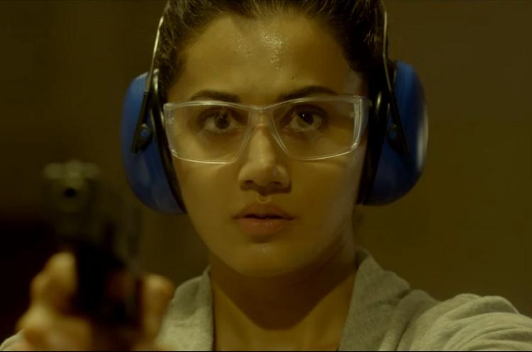 Review Is international espionage really as simplistic as Naam Shabana would have us believe