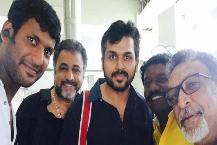 Nadigar Sangam plans Star Night in Malaysia to raise funds