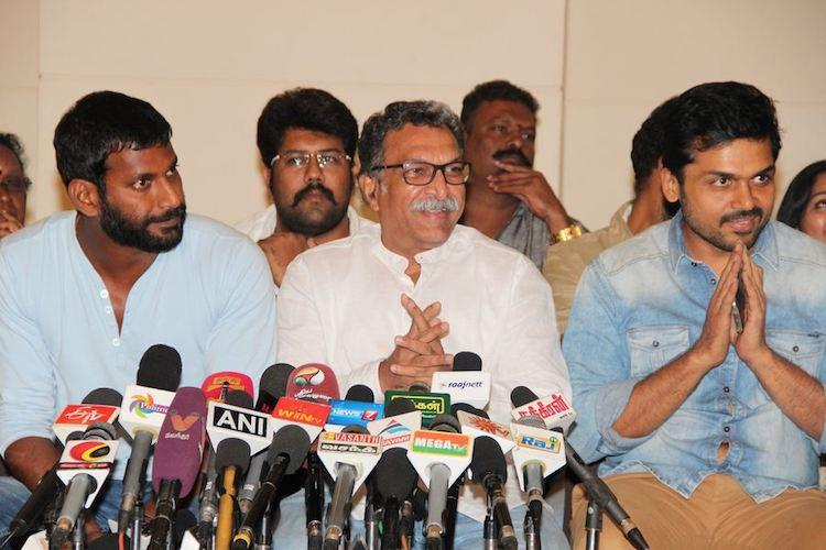 Me Too impact Nadigar Sangam to set up anti-sexual harassment committee