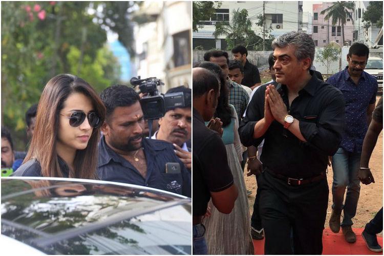 Real heroes on Marina Beach says Nadigar Sangam Stars go silent to support jallikattu