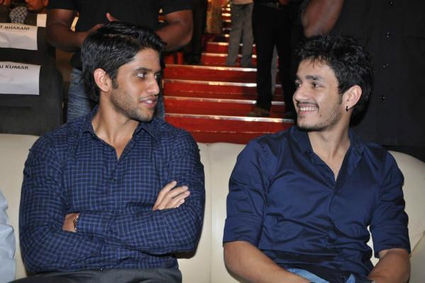 Romance brewing in Akkineni family