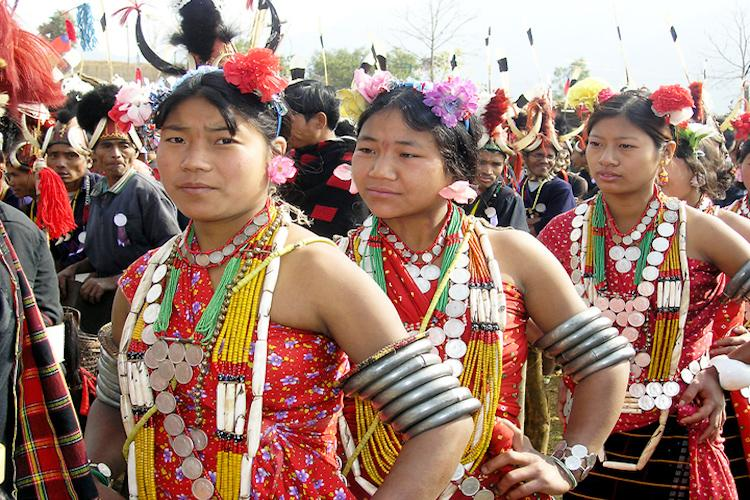 Equality and tradition clash as Naga women in Indias northeast fight for political representation
