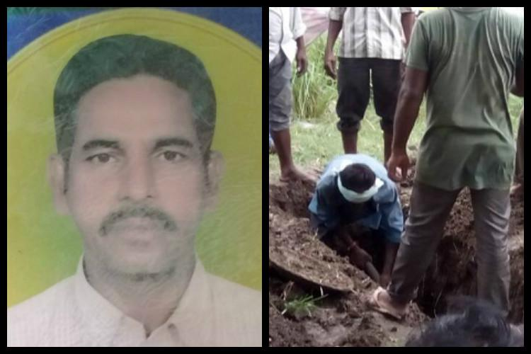Telangana mans body exhumed for autopsy after mysterious death during clinical trial