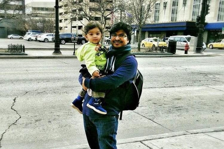 Infosys techie, son drown in USA, crowdfunding to send bodies home