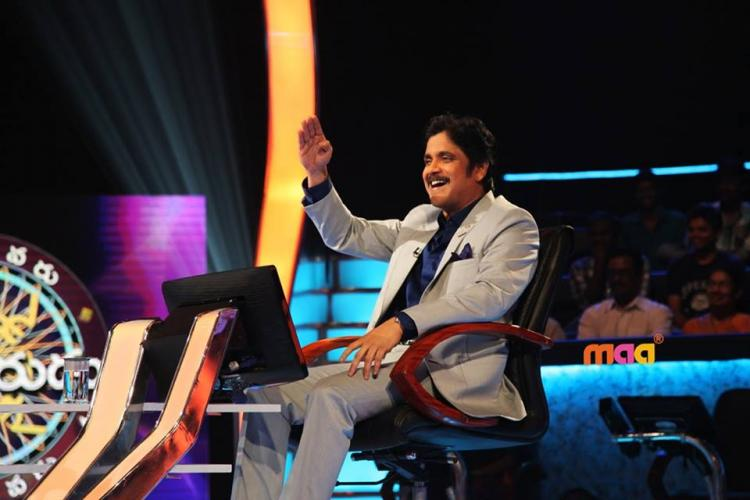 Nagarjuna to return for third season of Meelo Evaru Koteeswarudu