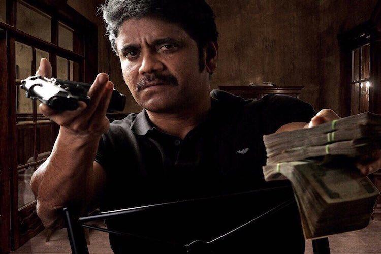 Nagarjuna plays a tough cop in Ram Gopal Varmas next
