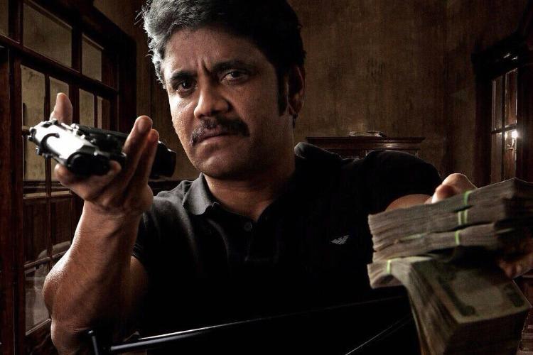 Officer review This Nagarjuna-RGV cop drama fails to impress
