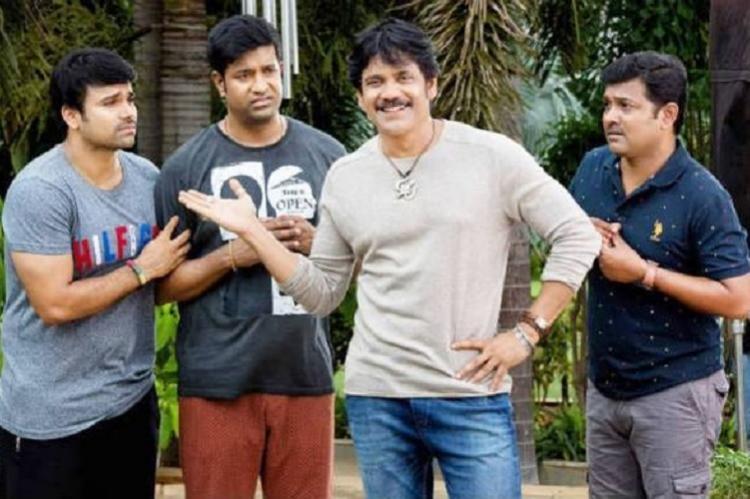 Raju Gari Gadhi 2 Review Spooky enough with plenty of moral messaging
