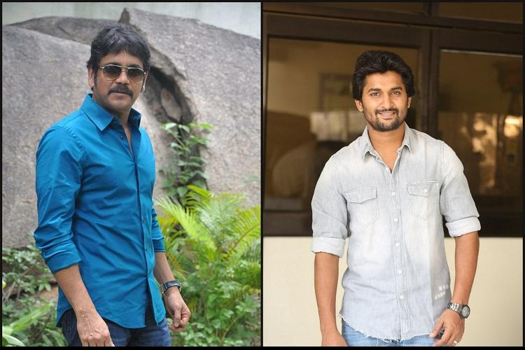 Nagarjuna and Nani to share screen space for upcoming film