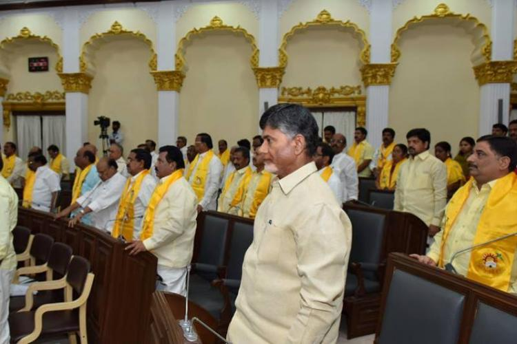 Andhra Assembly passes resolution in favour of 33 women reservation